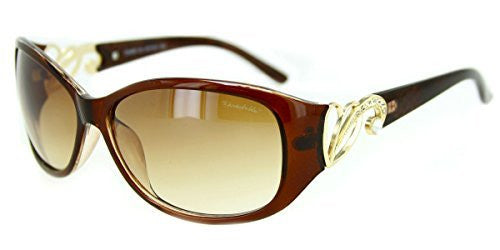 """Christelle"" Fashion Sunglasses with Austrian Crystals for Women - Aloha Eyes - 5"