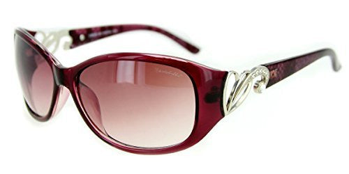 """Christelle"" Fashion Sunglasses with Austrian Crystals for Women - Aloha Eyes - 1"