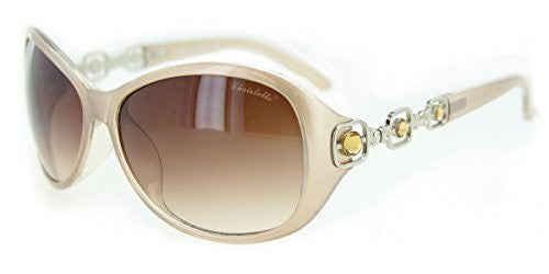 """Christelle"" Fashion Sunglasses with Austrian Crystals for Women - Aloha Eyes - 2"