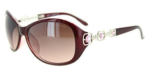 """Christelle"" Fashion Sunglasses with Austrian Crystals for Women - Aloha Eyes - 3"