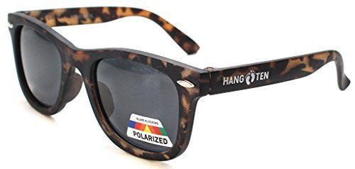 """Hang Ten"" Baby Size Polarized Wayfarer Unisex Sunglasses for Boys and Girls Ages 0-2 100% UV - Aloha Eyes - 3"