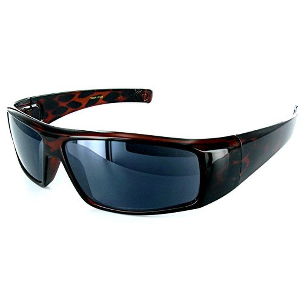 """Terminators"" Designer Full-Lens Reading Sunglasses (Not a Bifocal) - Aloha Eyes - 4"