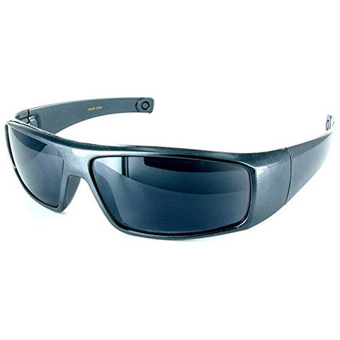 """Terminators"" Designer Full-Lens Reading Sunglasses (Not a Bifocal) - Aloha Eyes - 1"