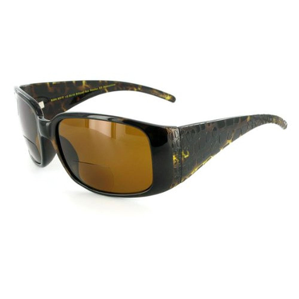 """Grand Cayman"" designer fashion Bifocal Sunglasses for youthful and active women - Aloha Eyes - 3"