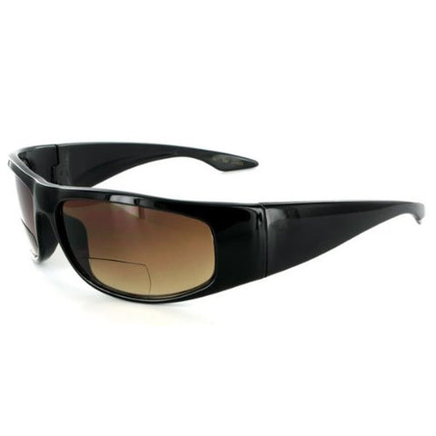 """Terminator Two"" Designer Fashion Bifocal Sunglasses- Unisex - Aloha Eyes - 1"