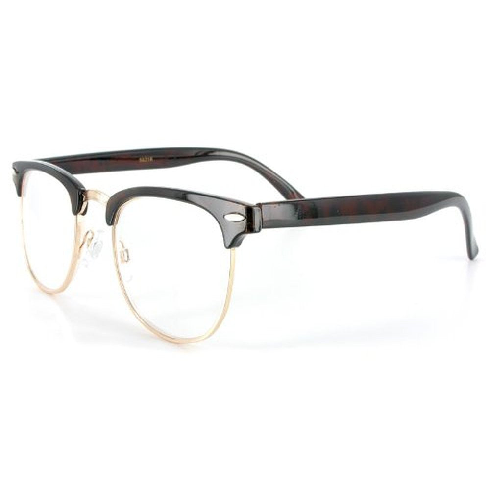 """Retro Man"" Italian designer reading glasses for youthful men who read in style. - Aloha Eyes - 2"