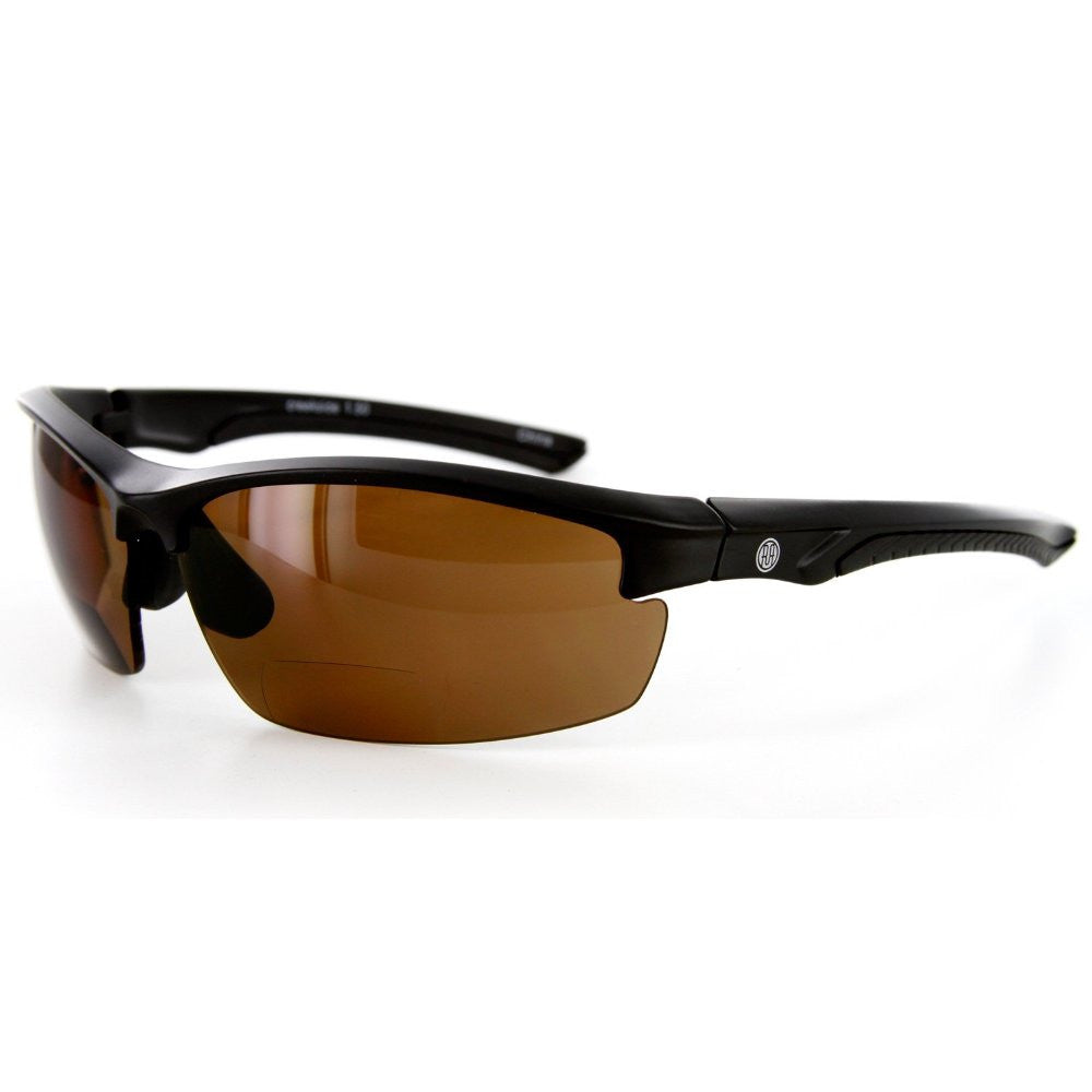 """Creeksideå¨"" Bifocal Sunglasses with Wrap-Around Sport Design and Polarized Lenses for Men and Women - Aloha Eyes - 2"