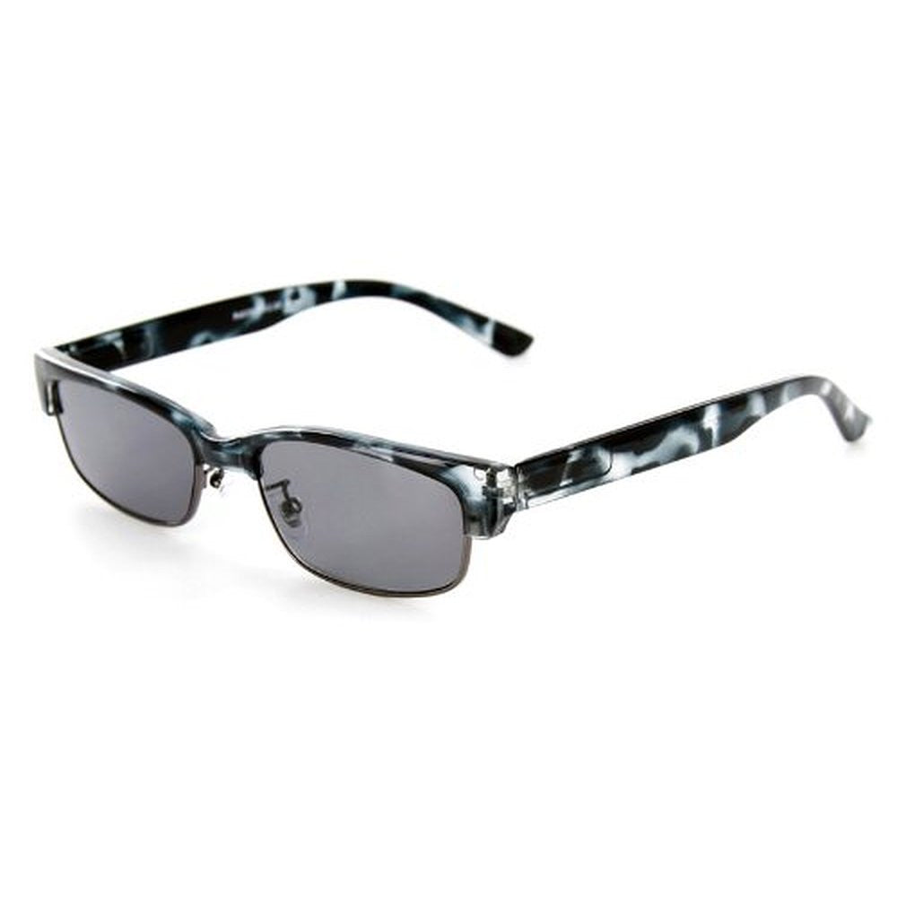 """Base Camp"" Full-Lens Reading Sunglasses (No Bifocal) Spring Temples - Aloha Eyes - 2"
