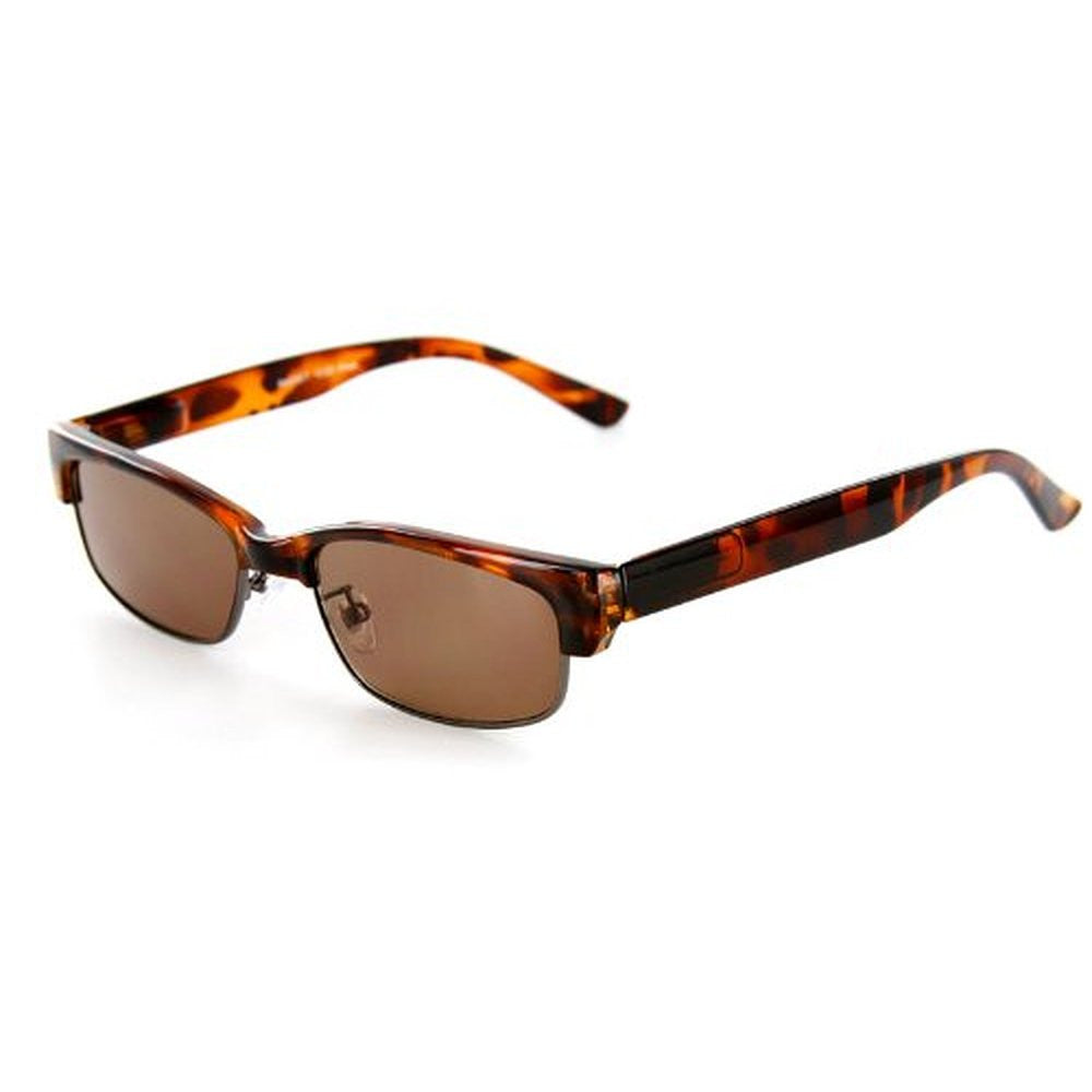 """Base Camp"" Full-Lens Reading Sunglasses (No Bifocal) Spring Temples - Aloha Eyes - 3"