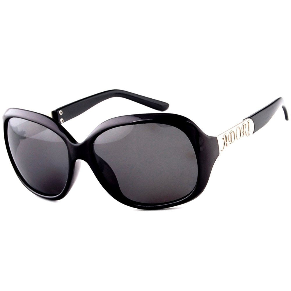 """Adori 92020"" Polarized Designer Sunglasses with Classic Frames for Stylish Women - Aloha Eyes - 3"