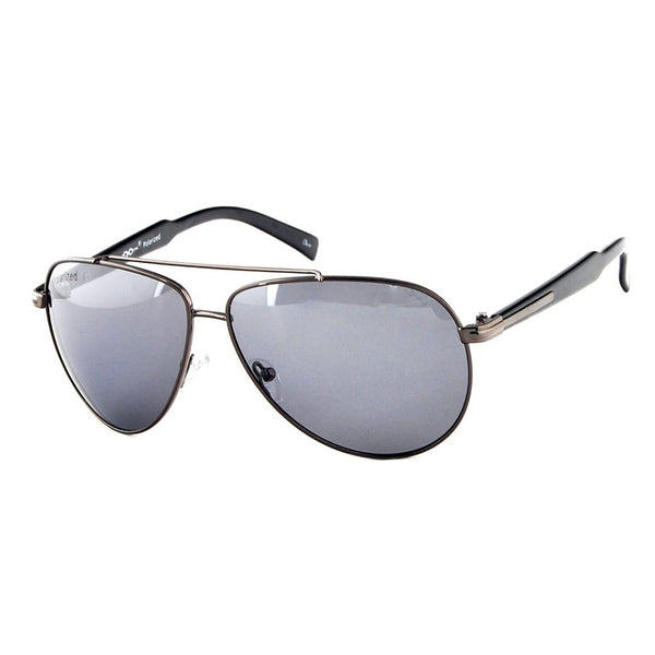 Oxen 91032 Polarized Fashion Sunglasses with Aviator Frames for Men and Women - Aloha Eyes - 1