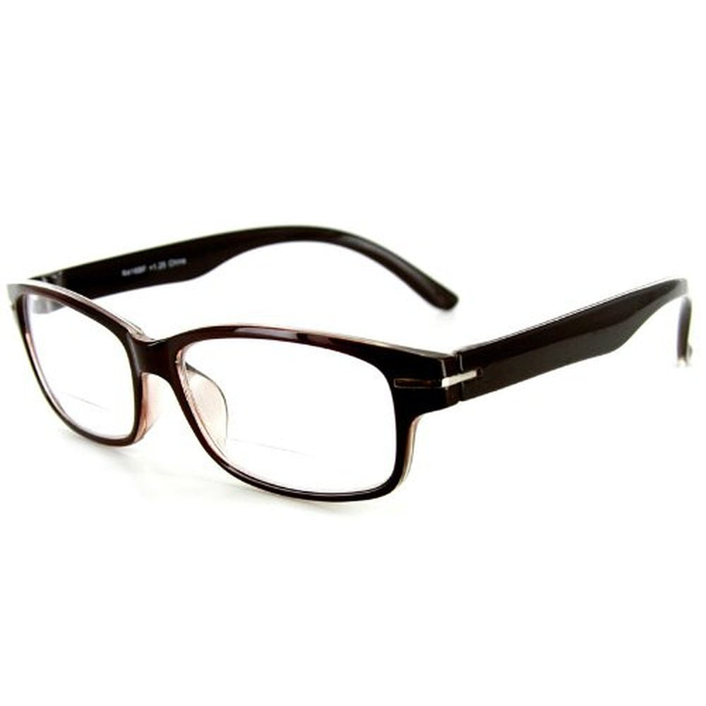 """Excursion"" Bifocal Fashion Reading Glasses with Slim Italian Design for Youthful, Stylish Men and Women - Aloha Eyes - 2"