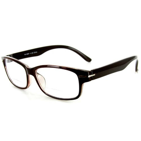 """Excursion"" Bifocal Fashion Reading Glasses with Slim Italian Design for Youthful, Stylish Men and Women - Aloha Eyes - 1"