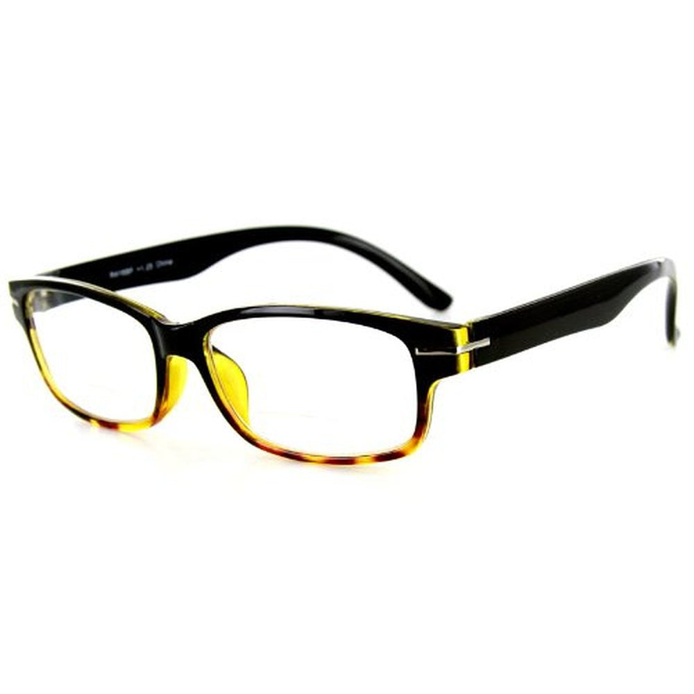 """Excursion"" Bifocal Fashion Reading Glasses with Slim Italian Design for Youthful, Stylish Men and Women - Aloha Eyes - 3"