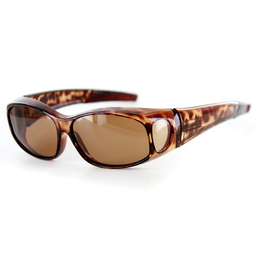 """Hideaways Small"" Over-Prescription Sunglasses w/ Polarized Lenses for Men and Women - Aloha Eyes - 2"