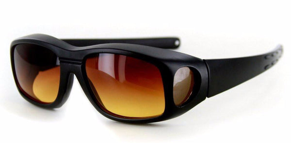 """Hideaways Medium"" Over-Prescription Sunglasses w/ High Density Anti-Glare Lens - Aloha Eyes - 2"
