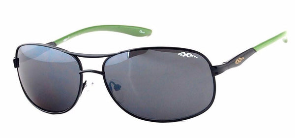 """Oxen Revolution 93006"" Sports Aviator Sunglasses with Flash Mirror Coating - Aloha Eyes - 1"