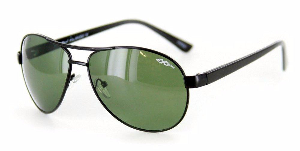 """Oxen 91038"" Slim Polarized Aviator Sunglasses For Active Men - 100% UV - Aloha Eyes - 1"