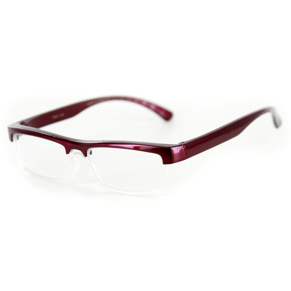 """Fairlane"" Fashion Reading Glasses with Slim Design for Men and Women - Aloha Eyes - 3"
