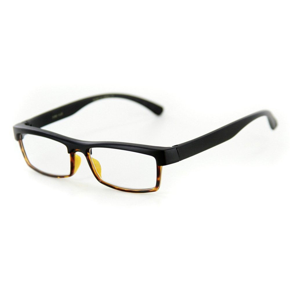 """Fairlane"" Fashion Reading Glasses with Slim Design for Men and Women - Aloha Eyes - 4"