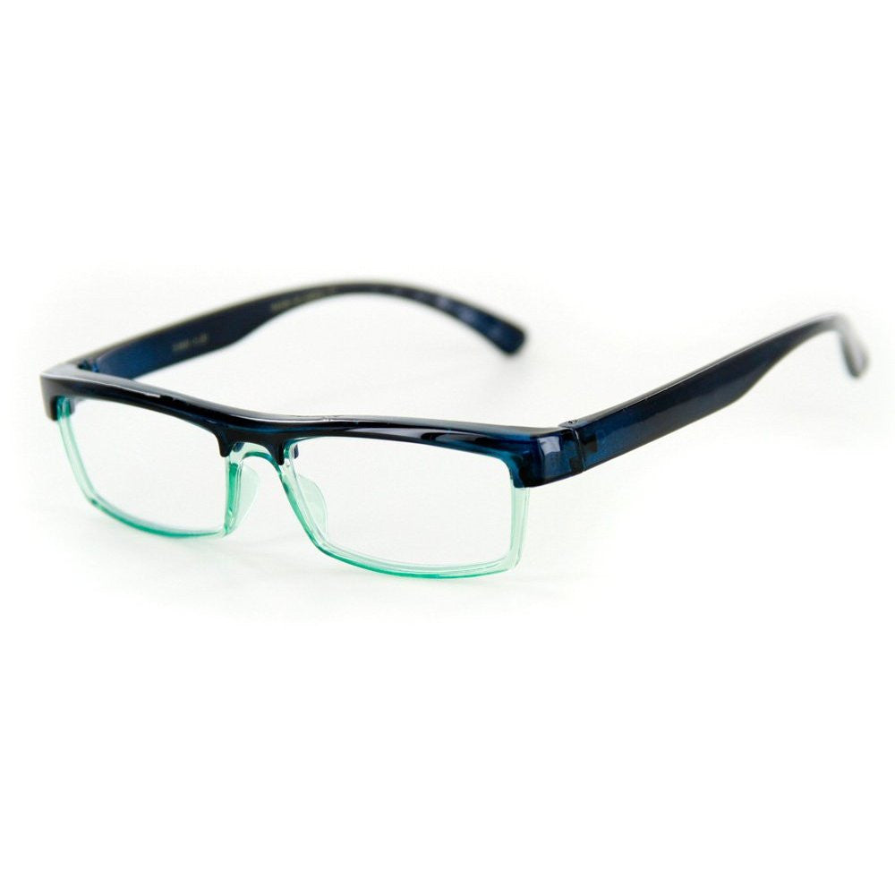 """Fairlane"" Fashion Reading Glasses with Slim Design for Men and Women - Aloha Eyes - 2"