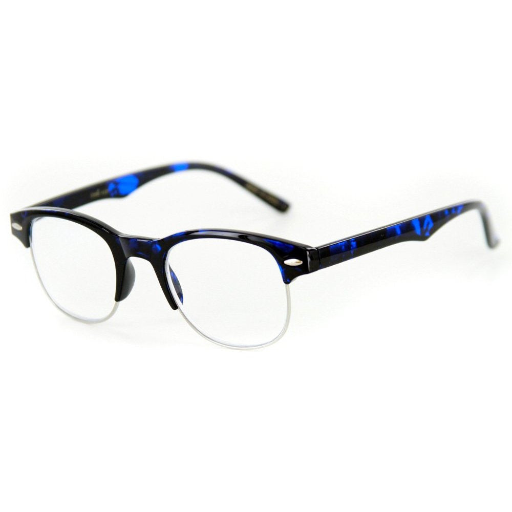 """Revival"" Fashion Reading Glasses with Colorful Vintage Frames for Men and Women - Aloha Eyes - 2"