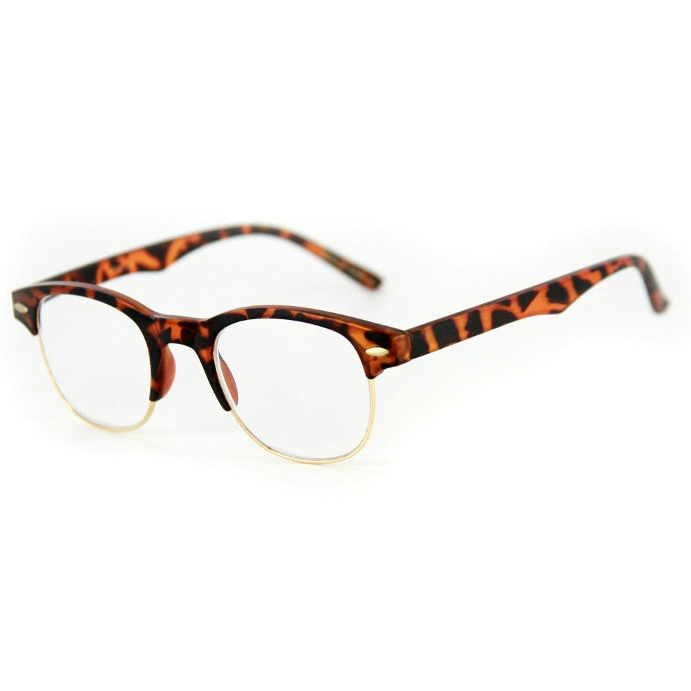 """Revival"" Fashion Reading Glasses with Colorful Vintage Frames for Men and Women - Aloha Eyes - 4"