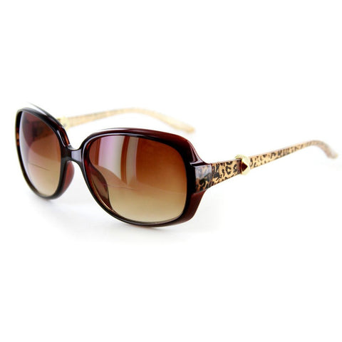 """Sophisticat"" Bifocal Reading Sunglasses"