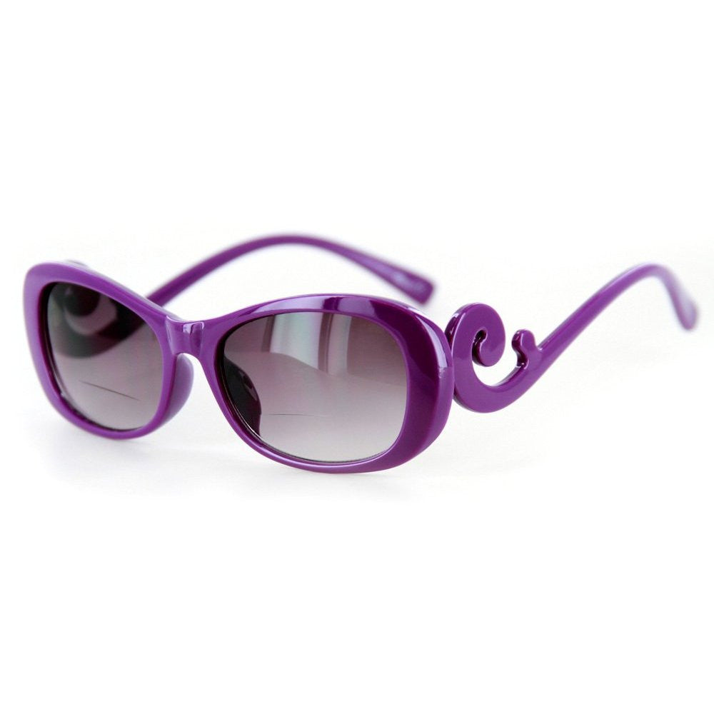 """Waikiki"" Vintage-Inspired Fashion Bifocal Sunglasses for Stylish Women 100%UV - Aloha Eyes - 3"