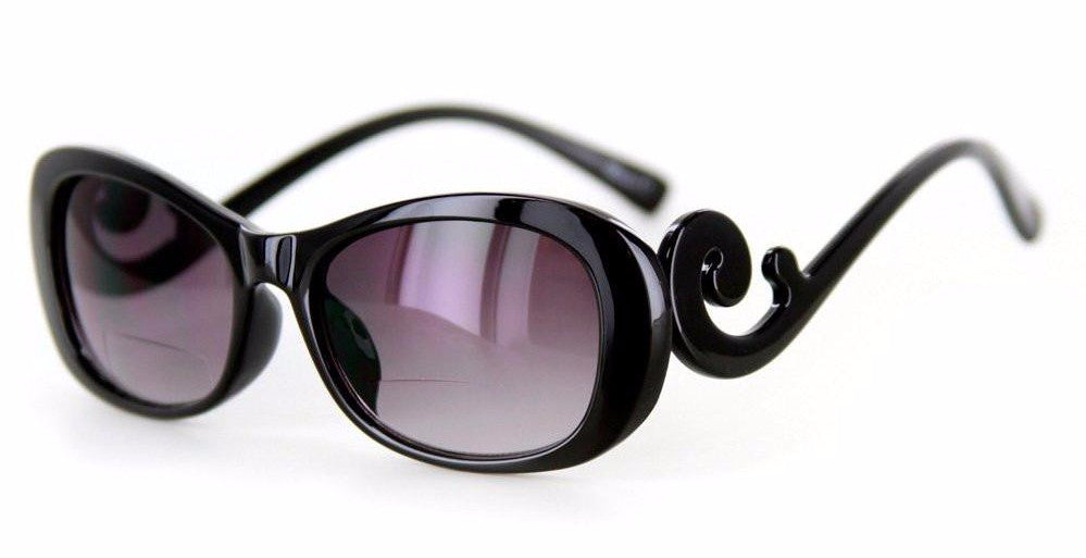 """Waikiki"" Vintage-Inspired Fashion Bifocal Sunglasses for Stylish Women 100%UV - Aloha Eyes - 1"