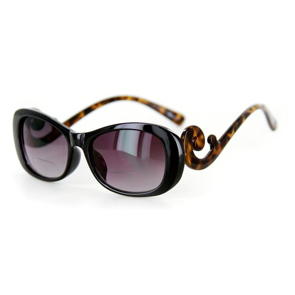 """Waikiki"" Vintage-Inspired Fashion Bifocal Sunglasses for Stylish Women 100%UV - Aloha Eyes - 2"