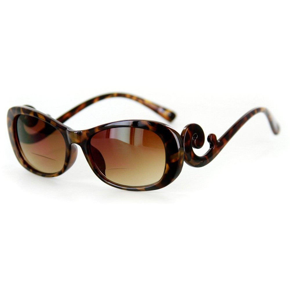 """Waikiki"" Vintage-Inspired Fashion Bifocal Sunglasses for Stylish Women 100%UV - Aloha Eyes - 4"