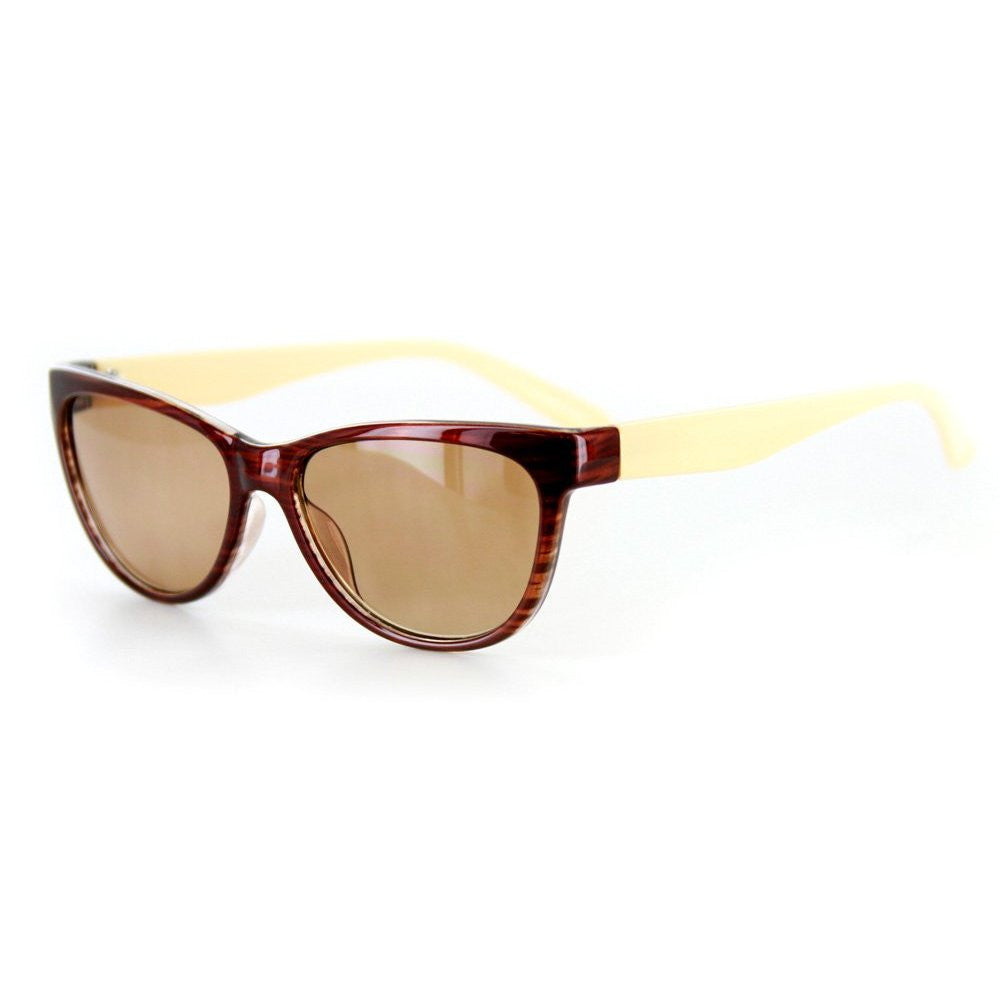 """Wayside"" Women's Vintage Inspired Full-Reading Sunglasses (Non-Bifocal) - Aloha Eyes - 2"