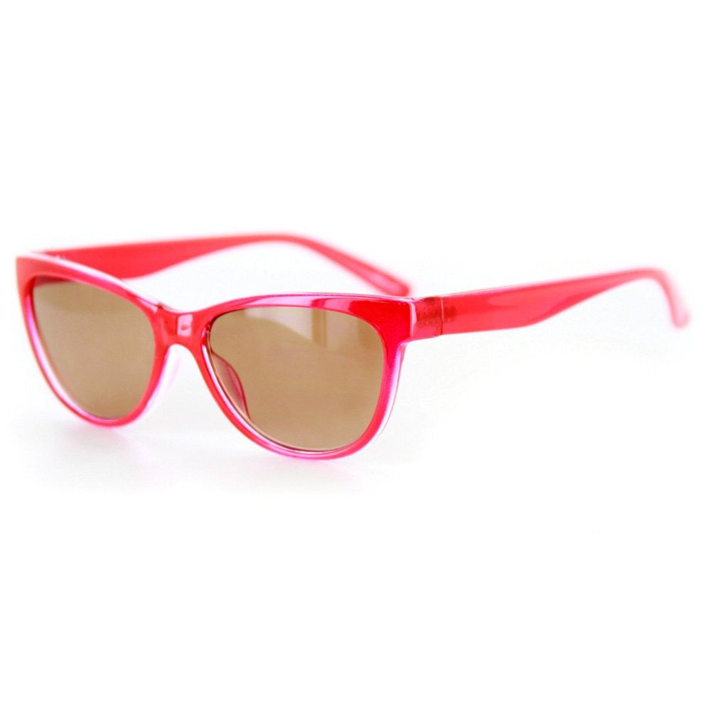 """Wayside"" Women's Vintage Inspired Full-Reading Sunglasses (Non-Bifocal) - Aloha Eyes - 4"