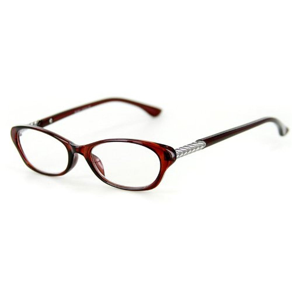 """Laurel"" Trendy Cat Eye Reading Glasses by Aloha Eyes - Aloha Eyes - 3"