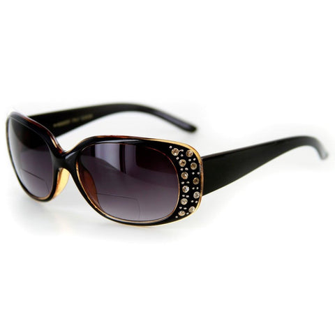 """Oceana"" Fashion Bifocal Sunglasses with Austrian Crystals for Women - Aloha Eyes - 4"