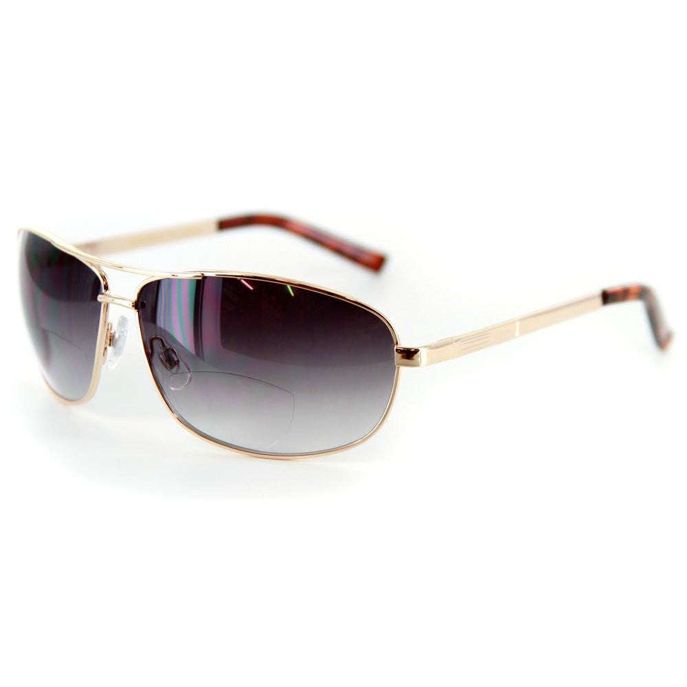 """Mod Aviators"" Fashion Bifocal Sunglasses for Stylish and Sporty Men and Women - Aloha Eyes - 3"