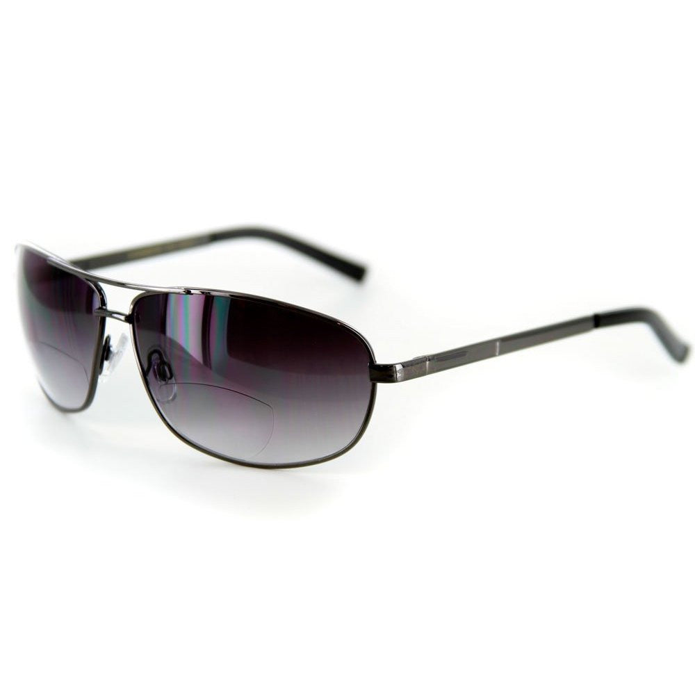 """Mod Aviators"" Fashion Bifocal Sunglasses for Stylish and Sporty Men and Women - Aloha Eyes - 4"