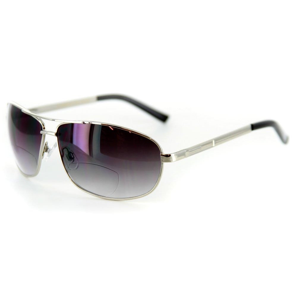 """Mod Aviators"" Fashion Bifocal Sunglasses for Stylish and Sporty Men and Women - Aloha Eyes - 2"