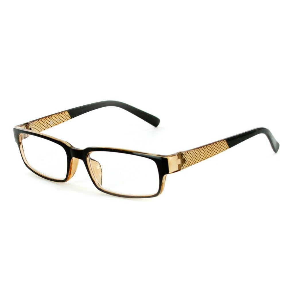 """Pixel Perfect"" Slim Ultra-Modern Readers for Stylish Men and Women - Aloha Eyes - 2"