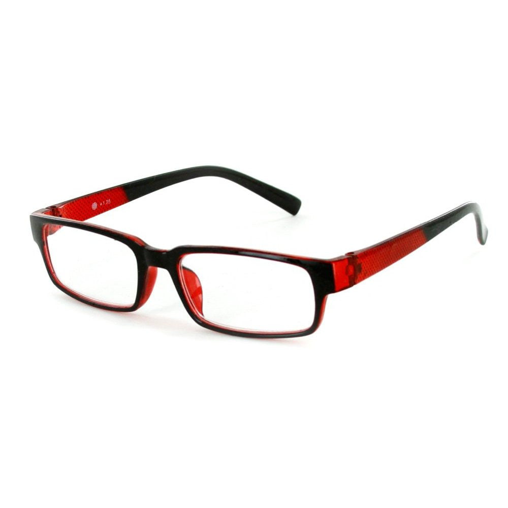 """Pixel Perfect"" Slim Ultra-Modern Readers for Stylish Men and Women - Aloha Eyes - 3"