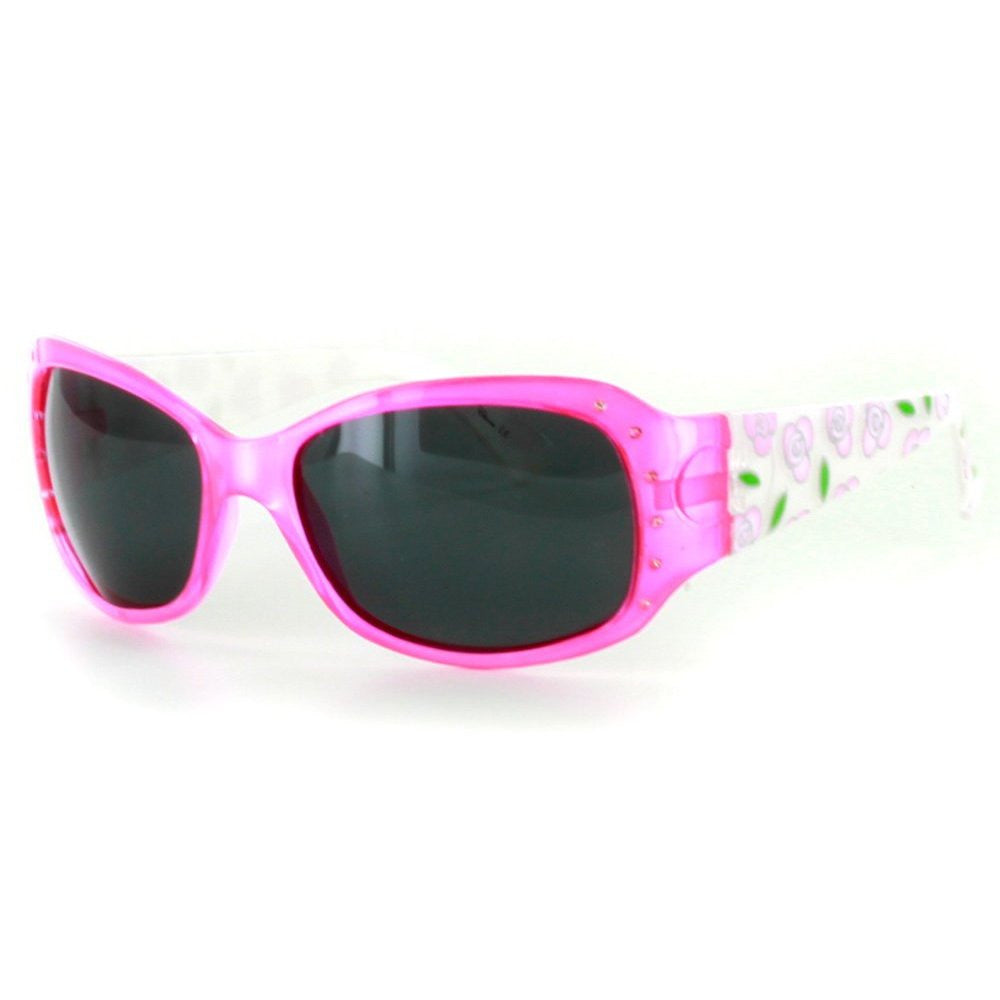 """Sugar n' Spice"" Kids Polarized Sunglasses in Three Fun Colors - 100% UV - Aloha Eyes - 2"