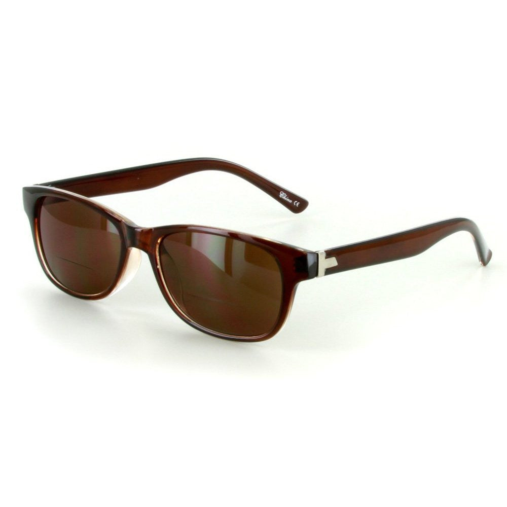 """Oahu"" Bifocal Sunglasses with Designer Wayfarer Shape for Stylish Men and Women - Aloha Eyes - 3"