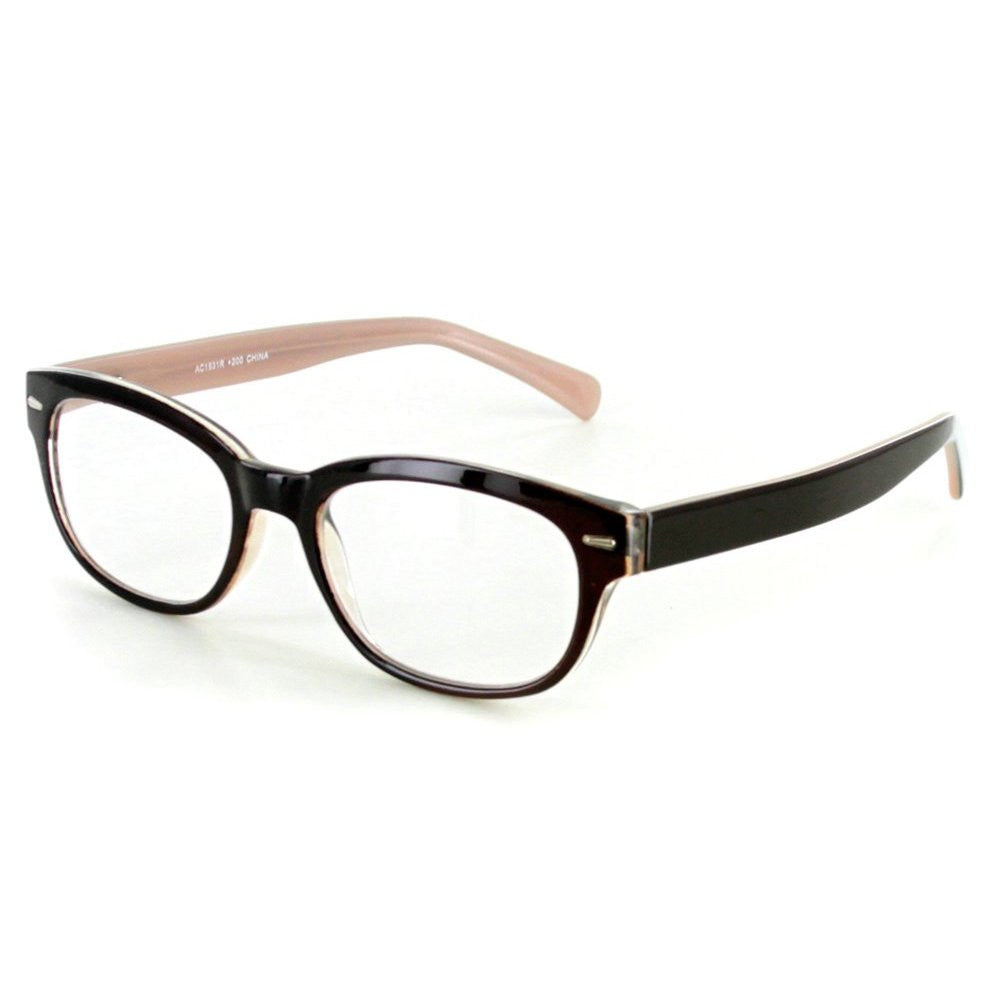 """Islander RX01"" Fashion Reading Glasses with RX-Able Wayfarer Frames 51mm x 18mm x 140mm - Aloha Eyes - 2"