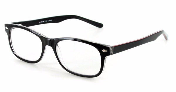 """Islander RX02"" Fashion Reading Glasses with RX-Able Wayfarer Frames 51mm x 18mm x 140mm - Aloha Eyes - 1"