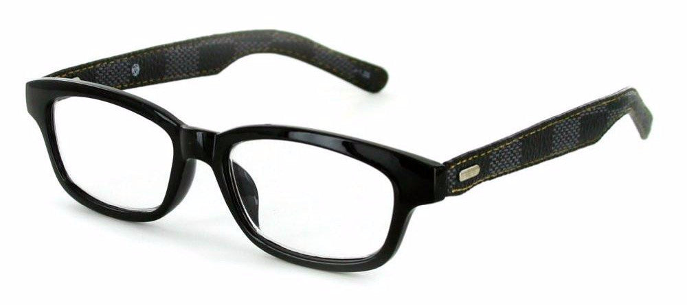 """Milan"" Ultra-Modern Fashion Readers with Italian Styling for Men - Aloha Eyes - 1"
