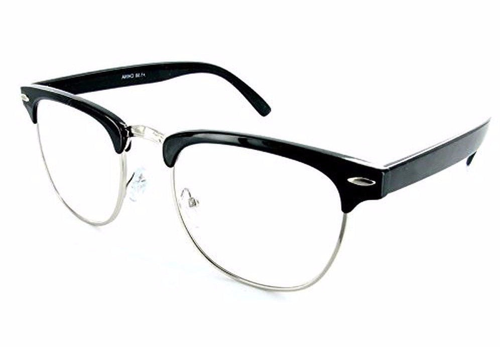 """Retro Man"" Italian designer reading glasses for youthful men who read in style. - Aloha Eyes - 1"