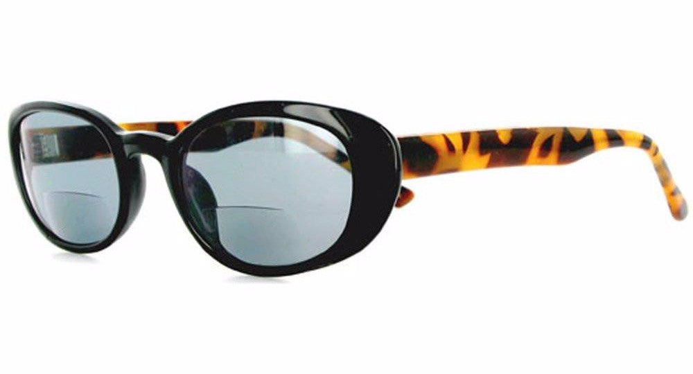 """Sausalito"" designer bifocal optical frame sunglasses 47mm x 22mm x 140mm - Aloha Eyes - 1"