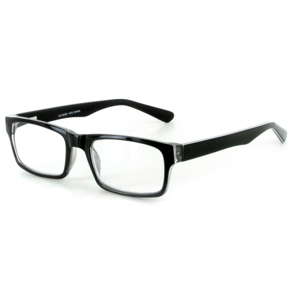 """Islander RX03"" Fashion Reading Glasses with RX-Able Wayfarer Frames 51mm x 18mm x 142mm - Aloha Eyes - 2"