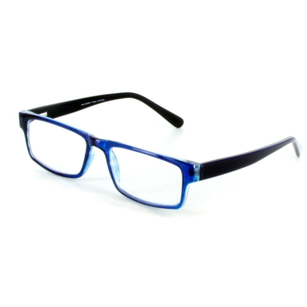 """Islander RX04"" Fashion Reading Glasses with RX-Able Wayfarer Frames 50mm x 18mm x 140mm - Aloha Eyes - 3"